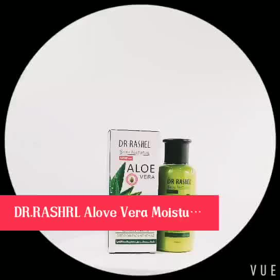 DR.RASHEL Sooth Moisture Cleansing Milk Purify Tightness Deep Cleansing Refreshing Aloe Vera Makeup Remover