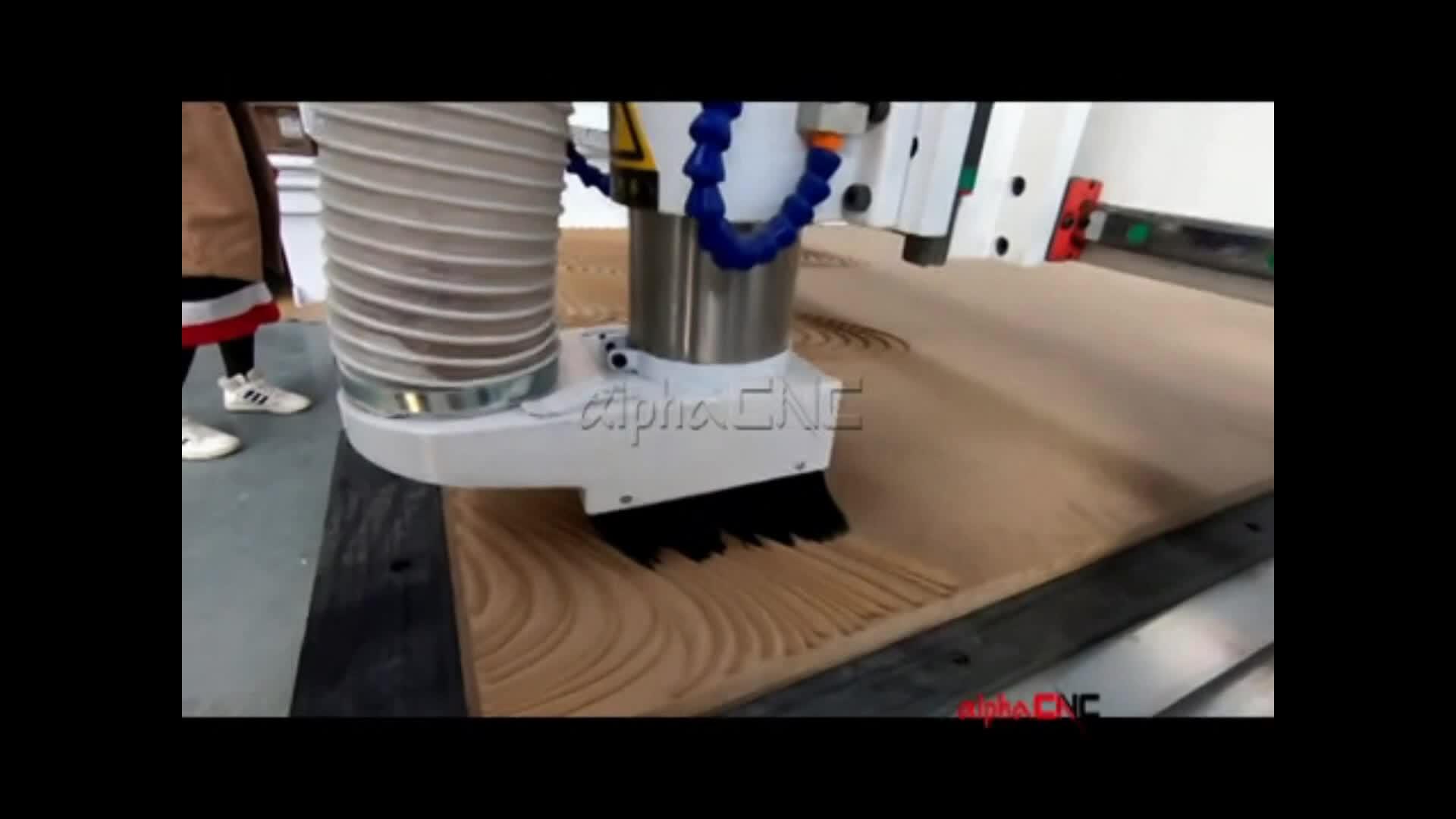 Preço barato e de Boa Qualidade CNC Máquina Router 1325 Máquina de Escultura Em Madeira Indústria de Móveis Sinal De Corte De Acrílico