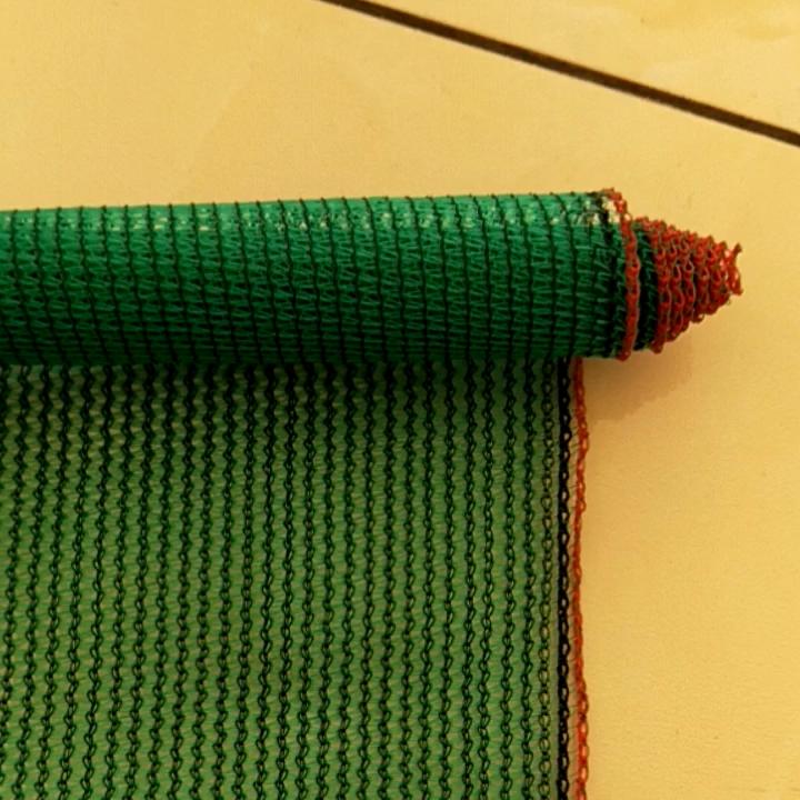 China Factory Supply HDPE New Materials Green Shade Net Sun Shade Net