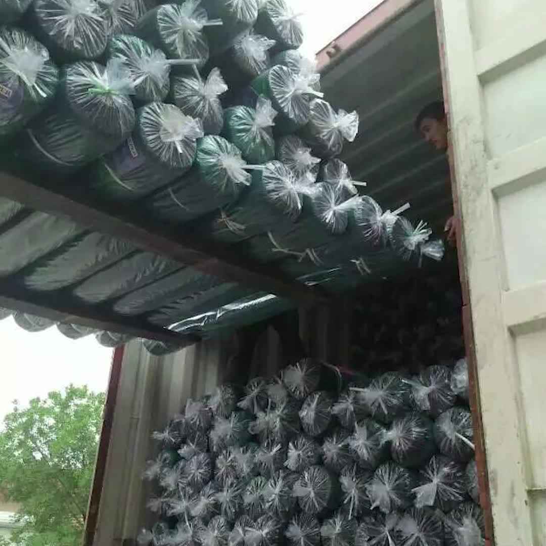 Beste HDPE Plastic Tuin Groen of Zwart Zonnescherm Netto te Beschermen Planten