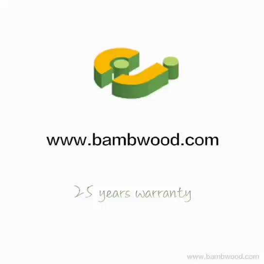 CE Certificaat Hout Bamboe Vloeren Hoge Kwaliteit Hout Bamboe Vloeren