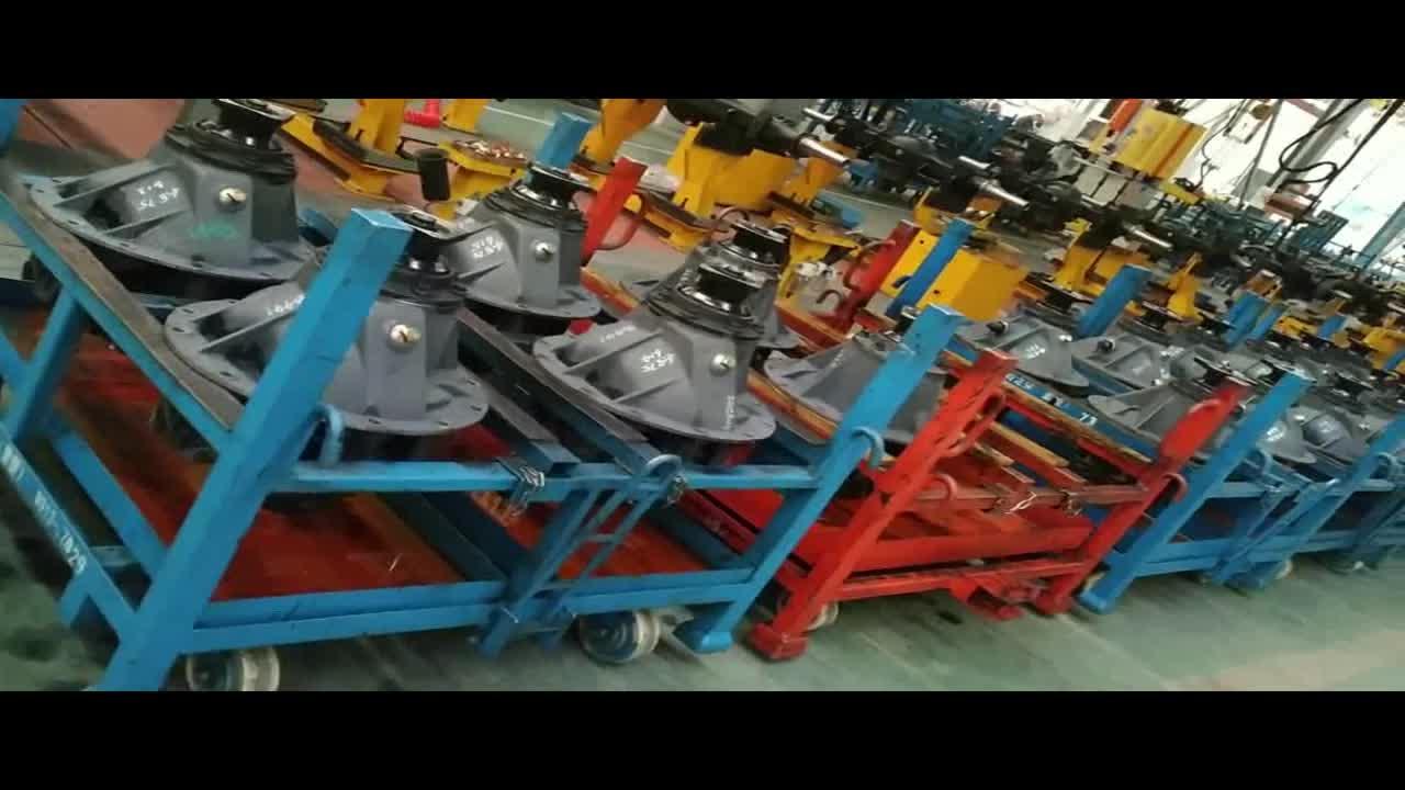 โรงงานราคาด้านหลังเพลาขนาดเล็กเกียร์ differential ratio 4.33