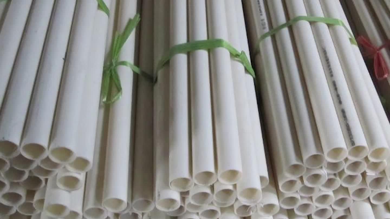 Suministro de tubo de PVC ASTM BS DIN ISO como/NZS estándar/color tubo de pvc