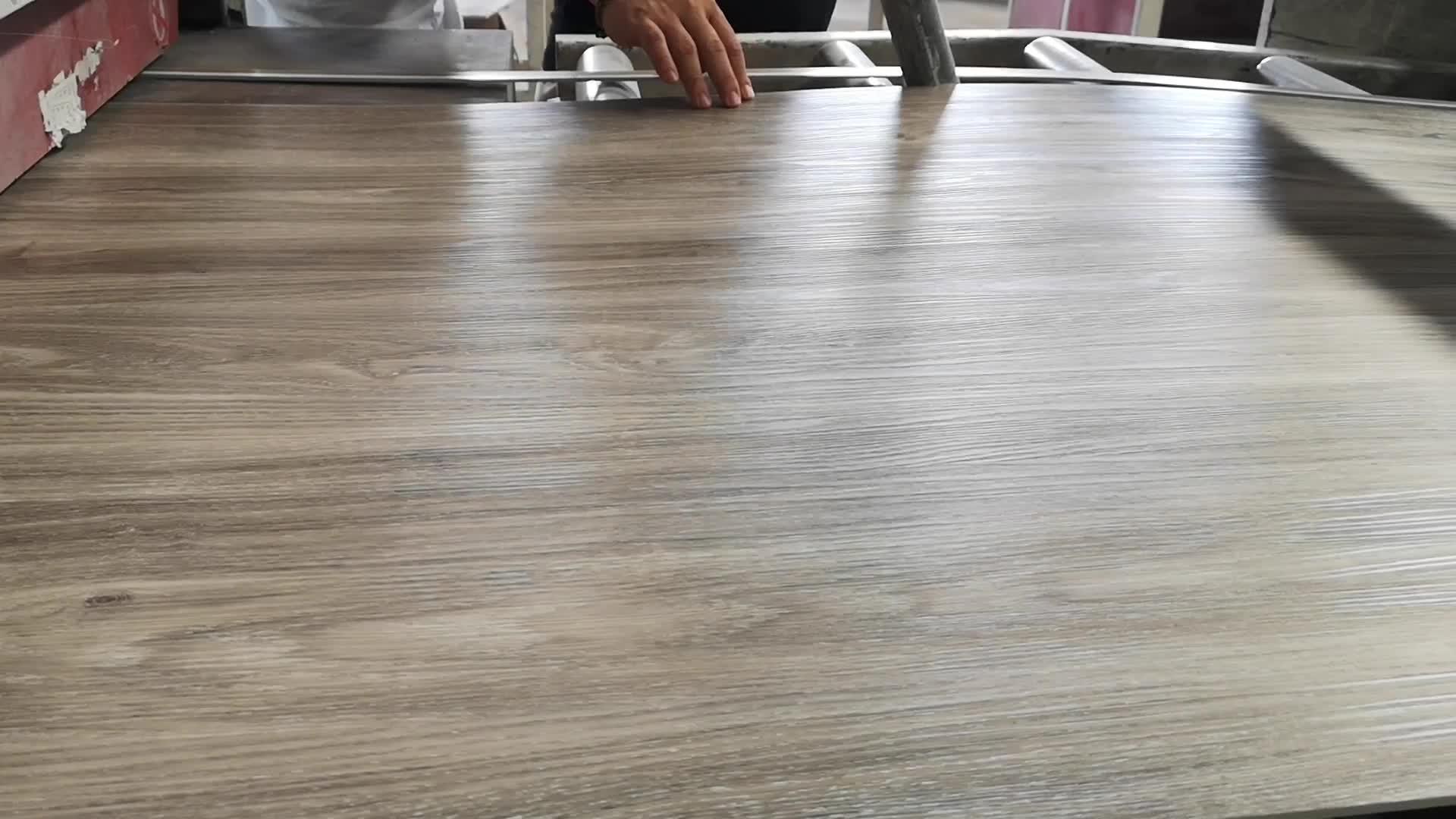 Protex Chất Lượng Cao Thân Thiện Với Môi Không Thấm Nước SPC Vinyl Bấm Vào Sàn PVC