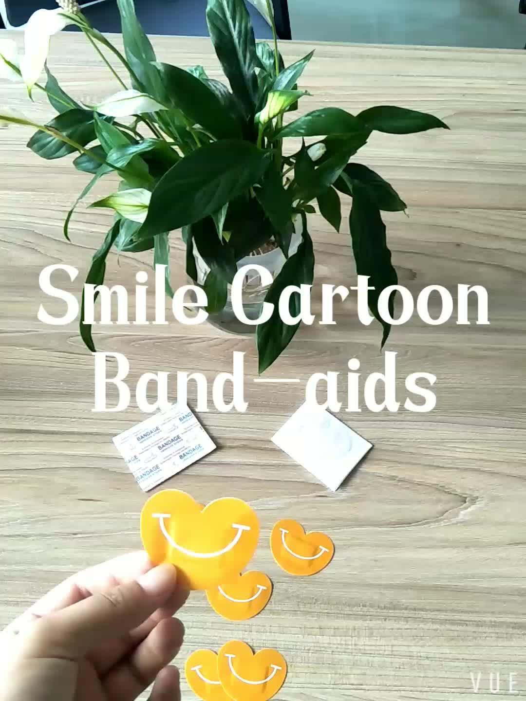 Medical Kit Custom Band aid Design