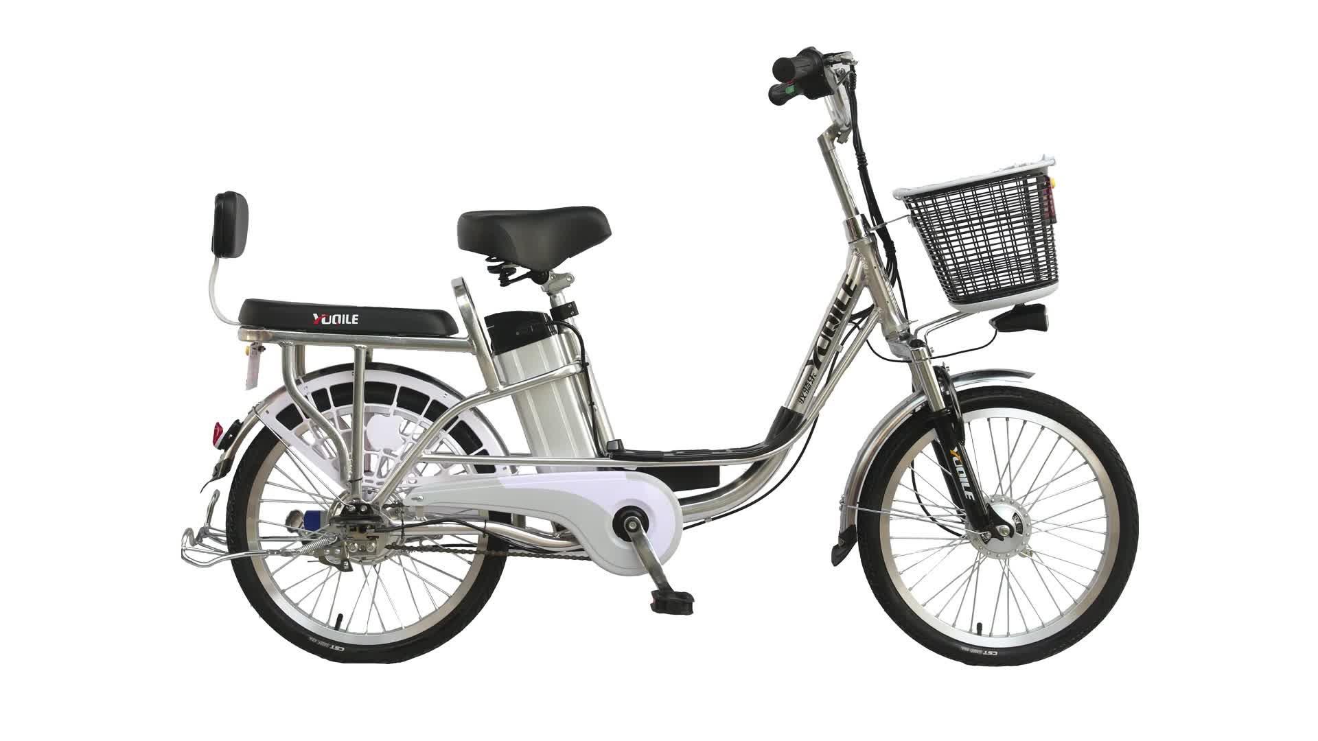 चीनी आयातक सबसे तेजी से सस्ते रेट्रो 48v बैटरी इलेक्ट्रिक साइकिल