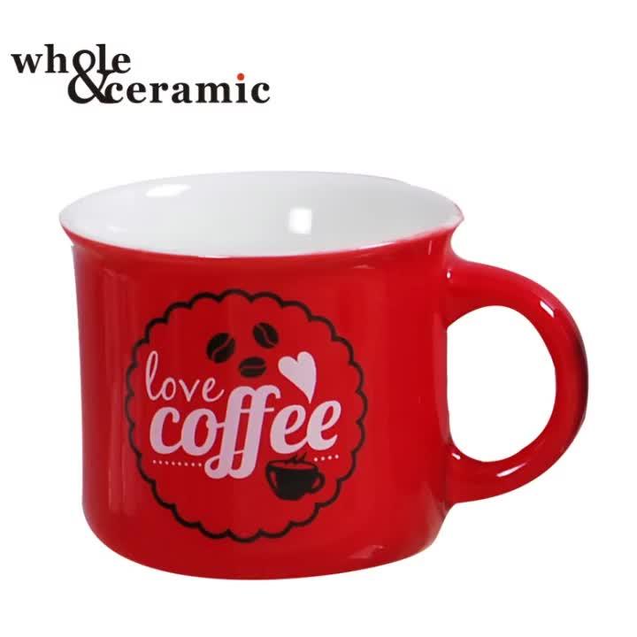 Cheap Ceramic Camp Enamel Mug Cup To Poland And Singapore,Campfire Mug