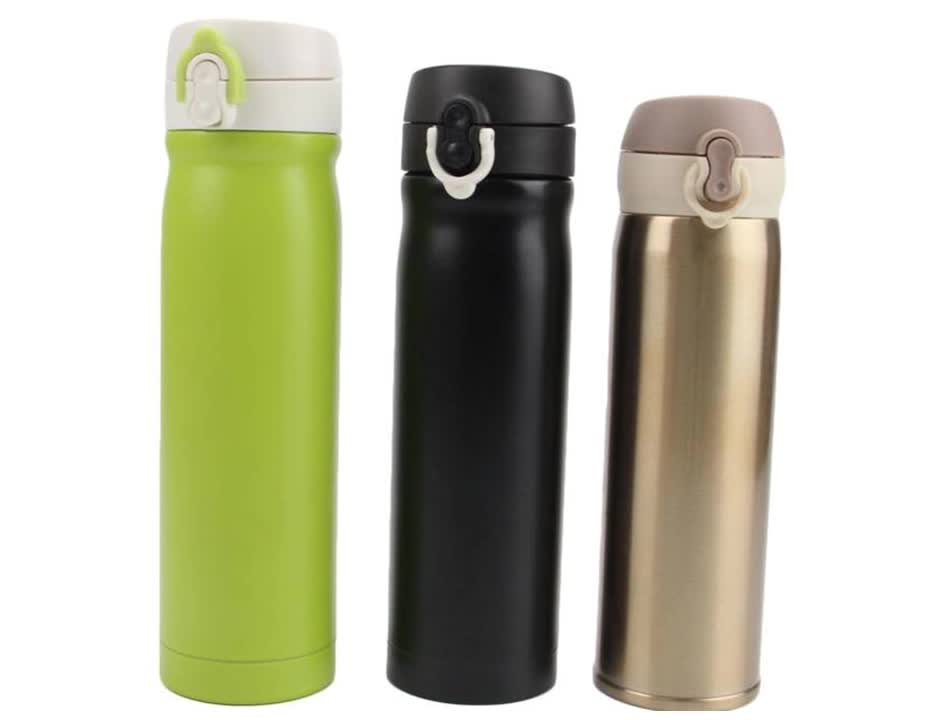 Stainless steel Insulated Yoga Water Bottle