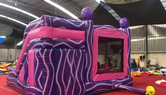 Commerciale gonfiabile per adulti salto castello gonfiabile combo gonfiabile di salto trampolino gonfiabile castello gonfiabile scivolo