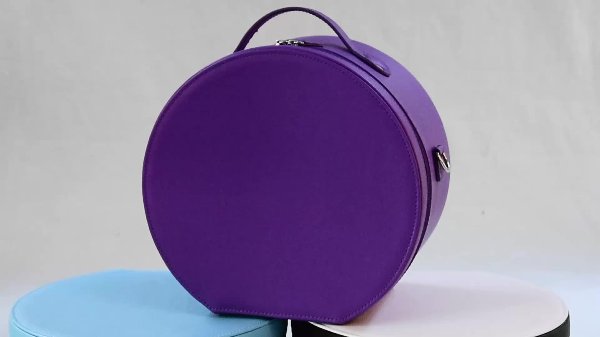 Wholesale Beauty Rroud Portable Hot Sales Custom Cable Management Box Hat Box Storage Box