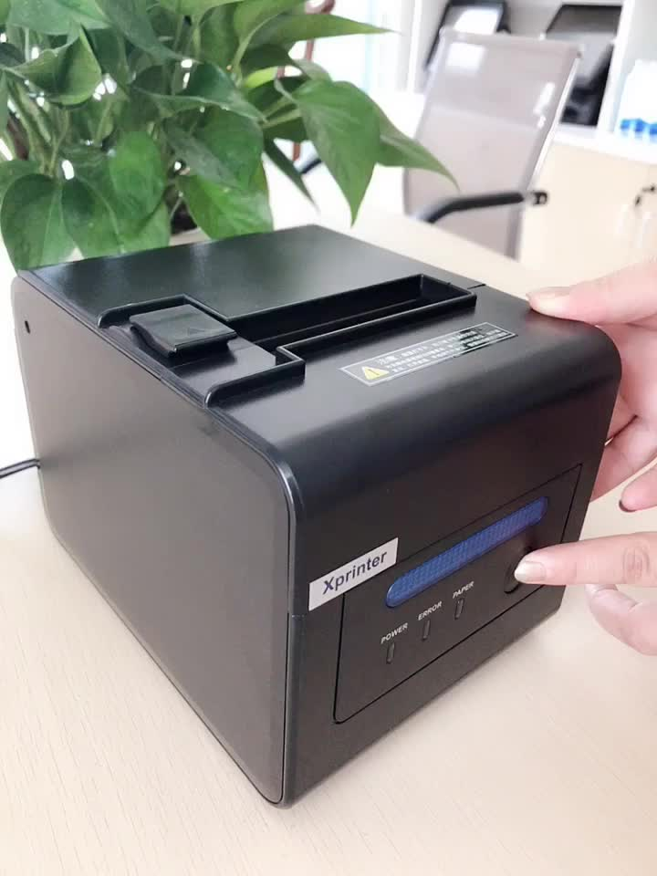 80mm/3 inch mobile pos bluetooth wifi thermal printer for Xprinter