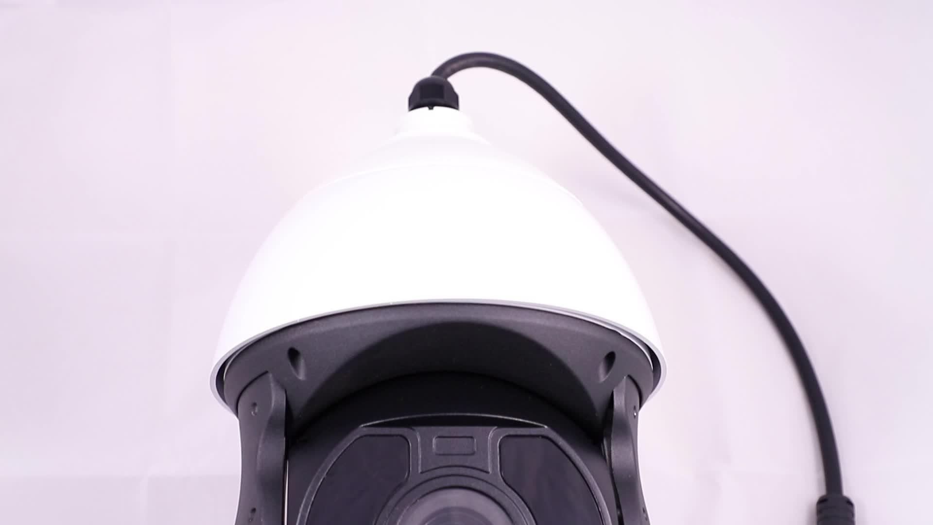 1080P 30X zoom Tracking function  warning Intelligent analysis PTZ  Camera Starlight