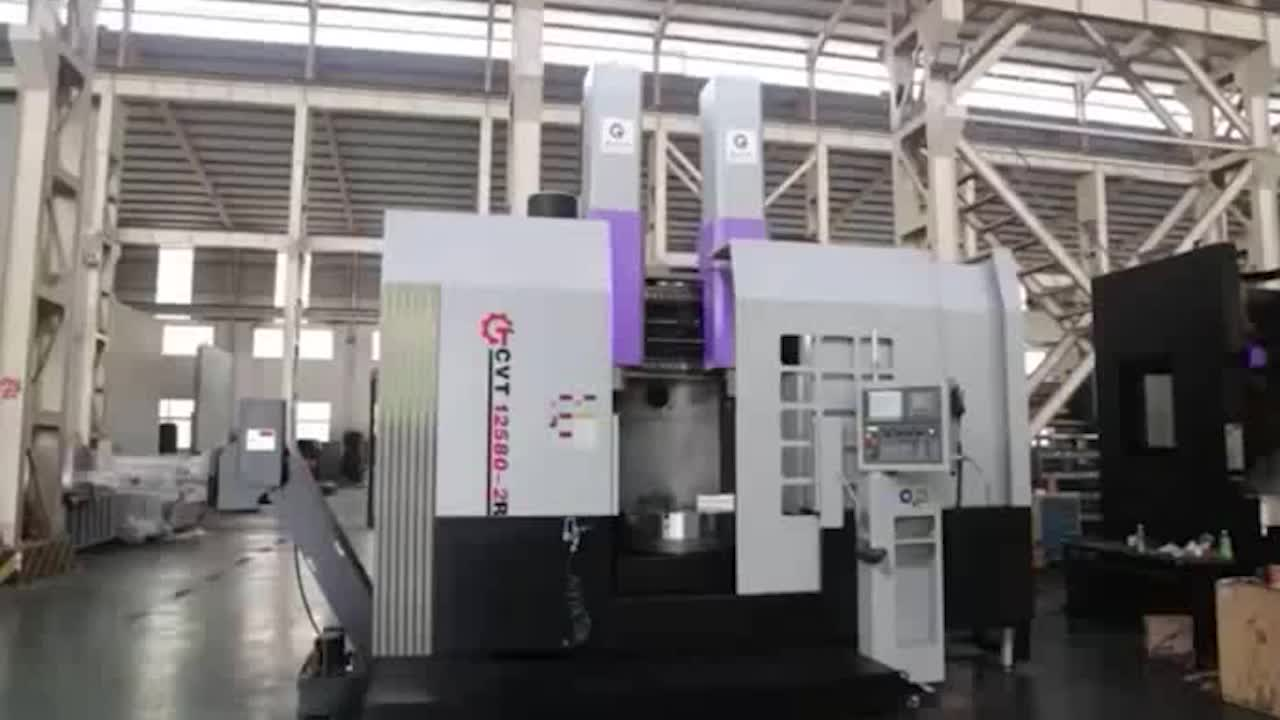 China reliable supplier high efficient numerical control cnc vertical lathe machine