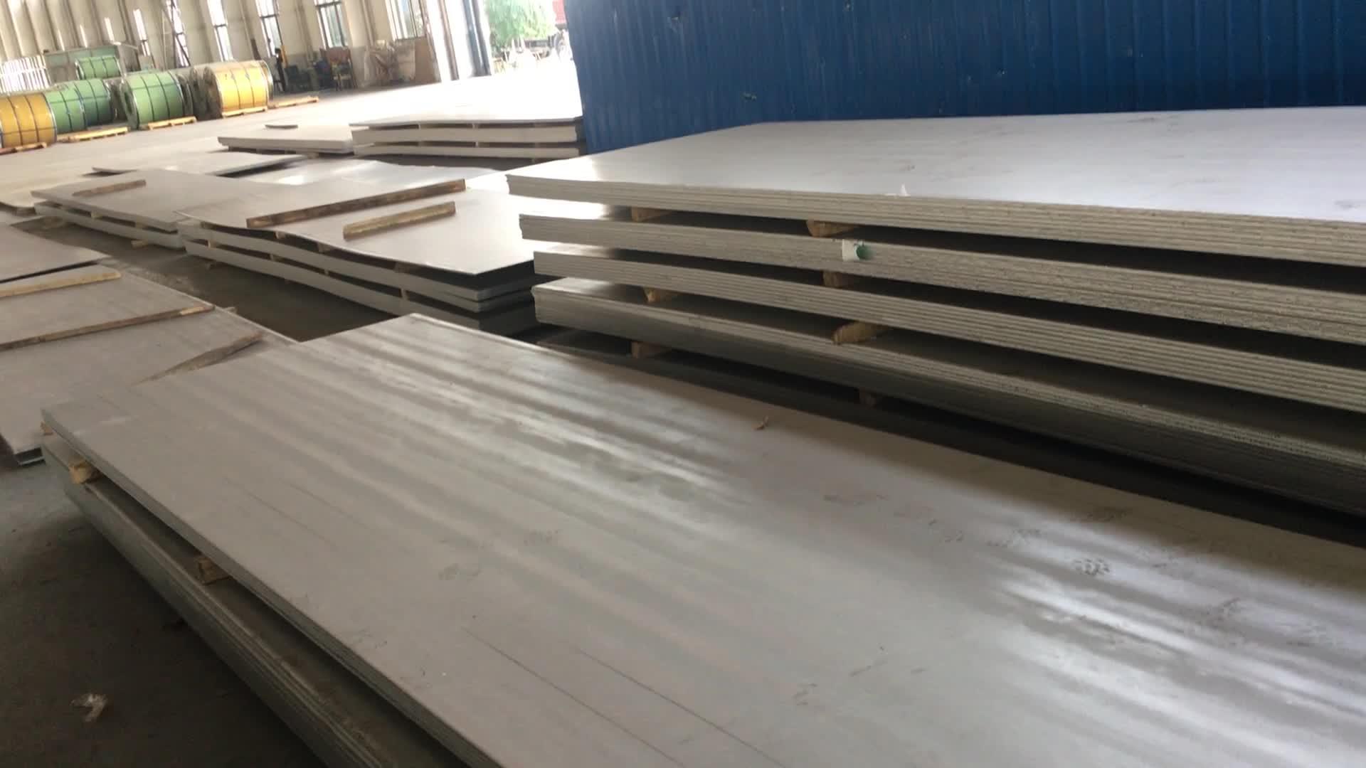 Высокое качество 304 нержавеющая сталь одетый/облицовка/лист/пластина