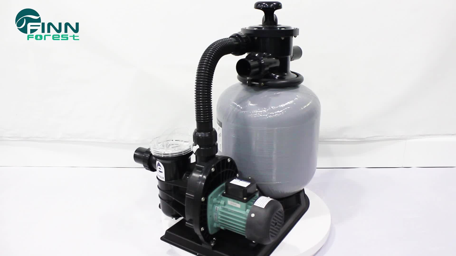 16 Years Supplier Professional Wholesale Swimming pool Accessory Water Pool Filtration Pump
