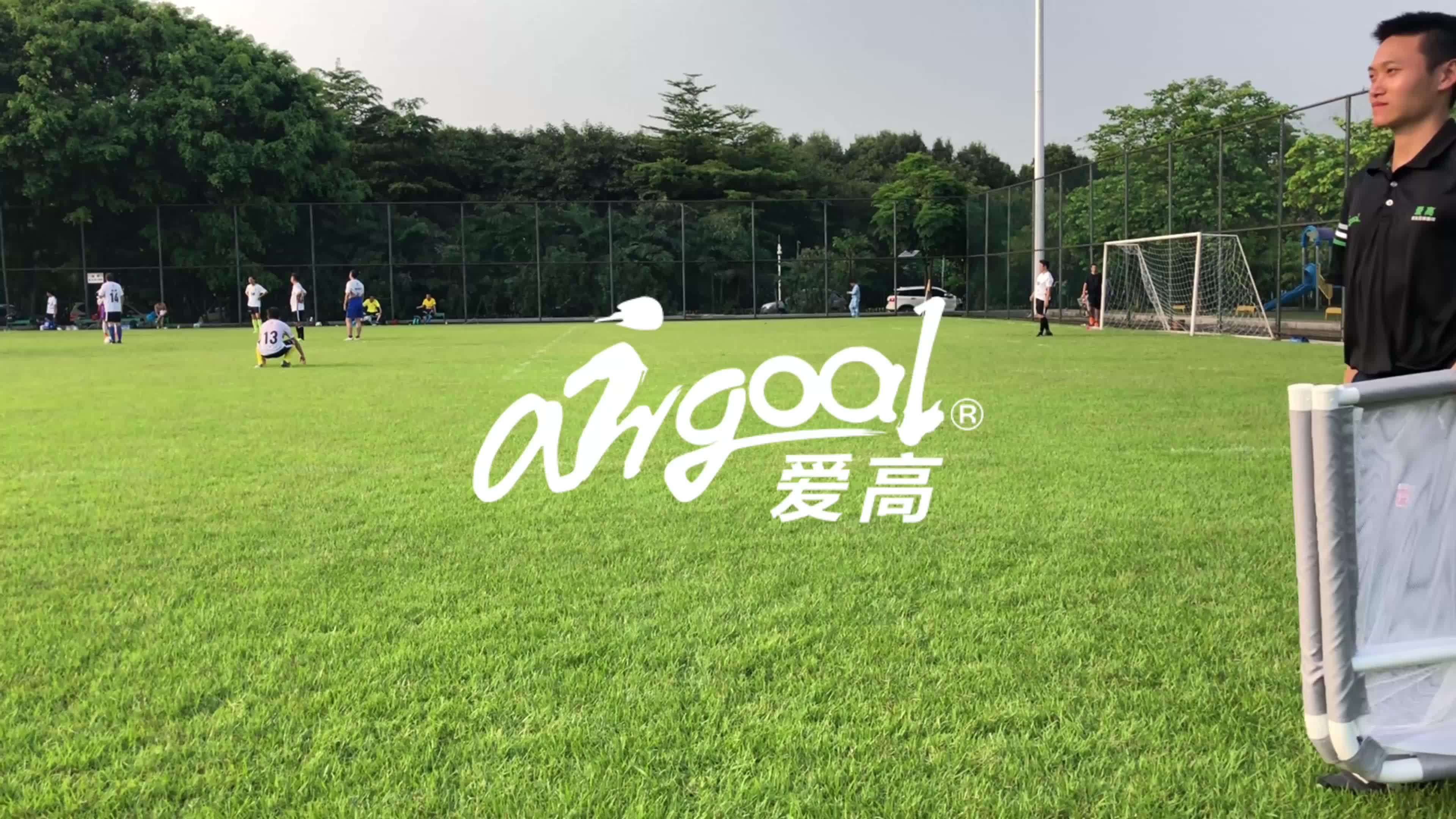 High quality mini football soccer folding goal for sale