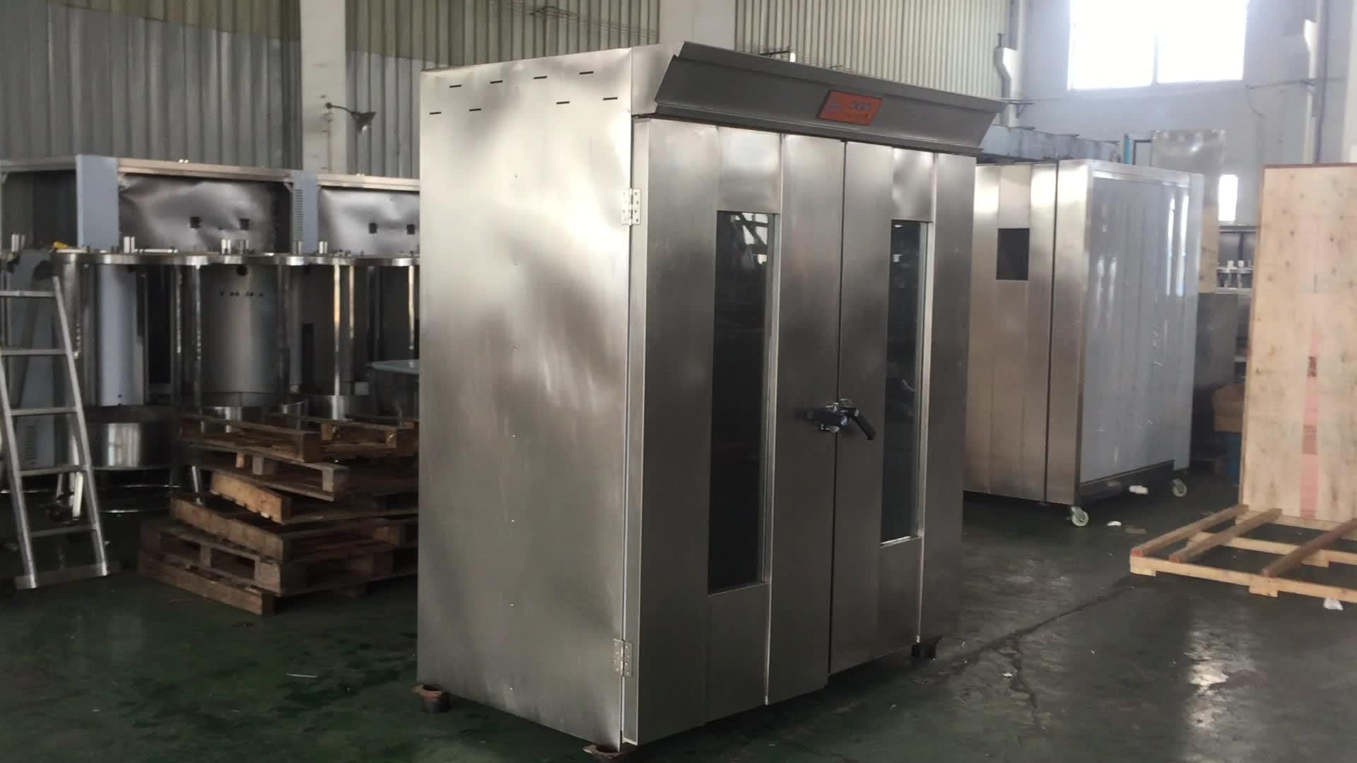 Doppel/Einzel Tür Kommerziellen Küche Ausrüstung Edelstahl Bäckerei Brot elektrische Fermenter spray prover backofen maschine