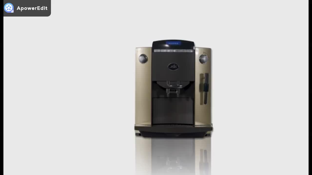 Fully automatic pro coffee vending machine maker smart roaster machine 6 coffee grind setting nespresso coffee machine