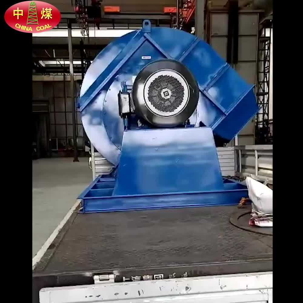 Portable Explosion Proof Axial Flow Fan Exhaust