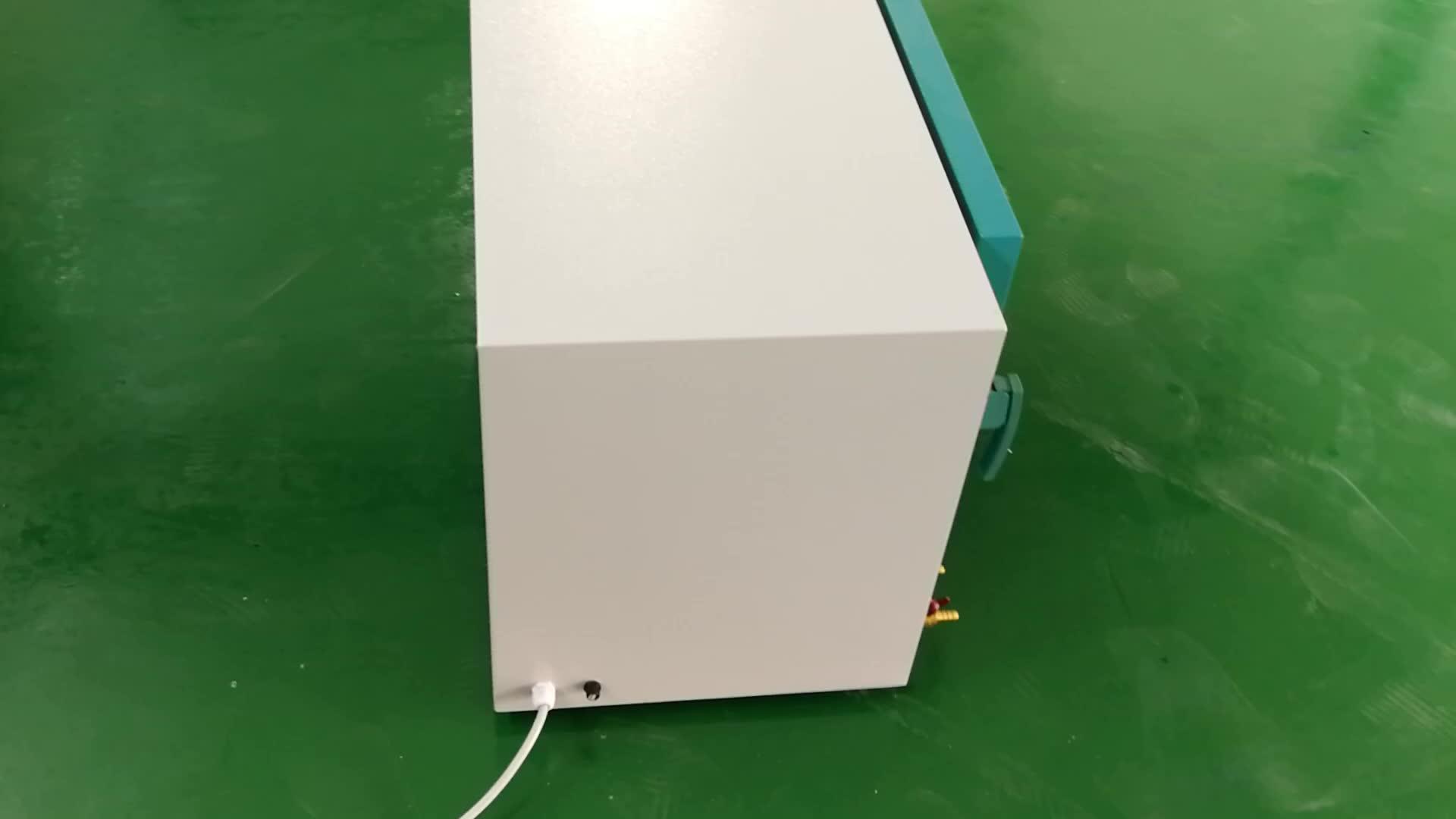 Fabrikant supply Goedkoopste Grotere Capaciteit Vacuüm Droogoven met Tijd-control en Roestvrij Frame