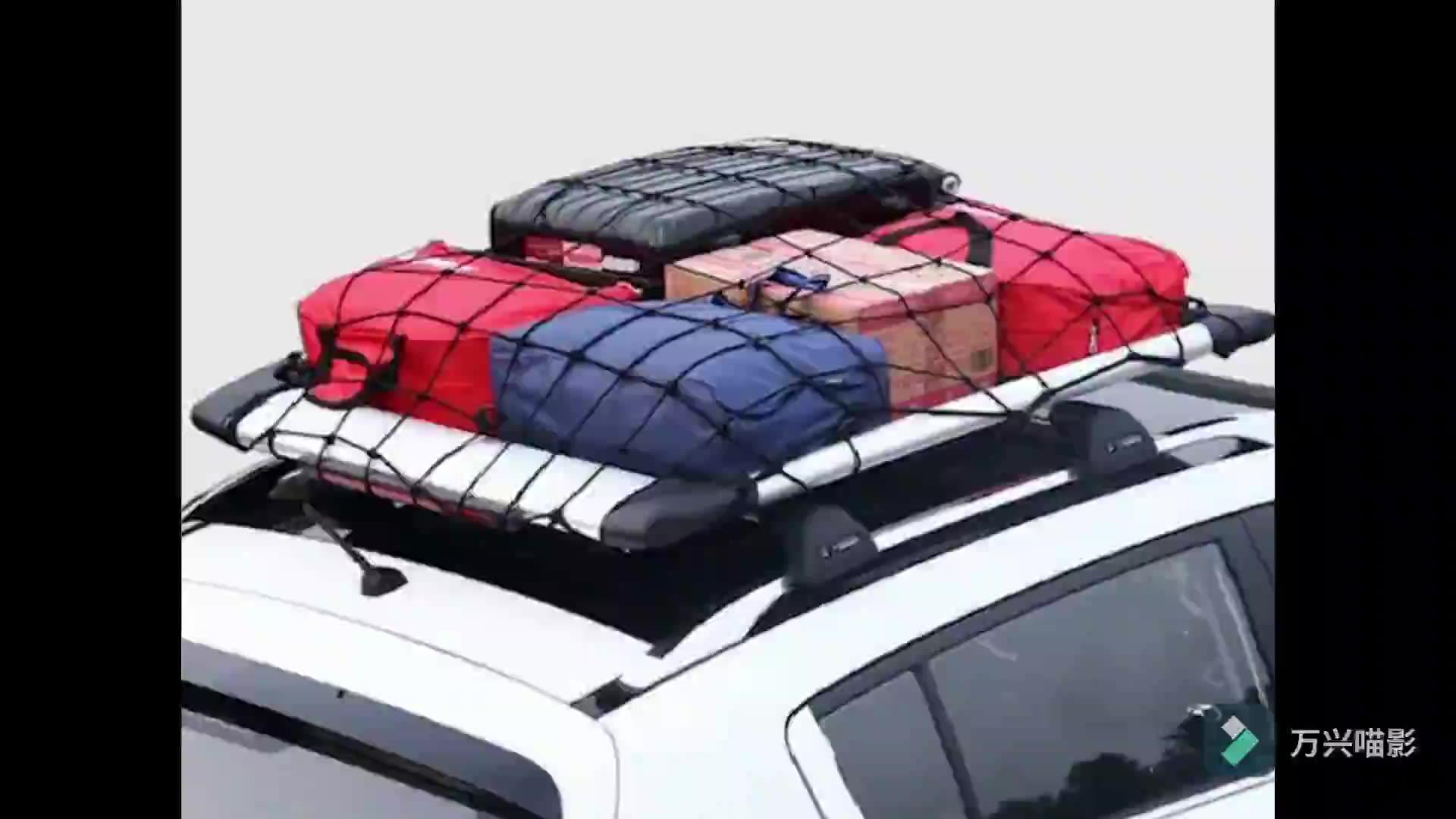 Universal 4x4 aluminium Fracht Korb Auto Dach Gepäckträger für Toyota Hilux 4runner Fj150 Patrol Ford ranger Jimny Pickup