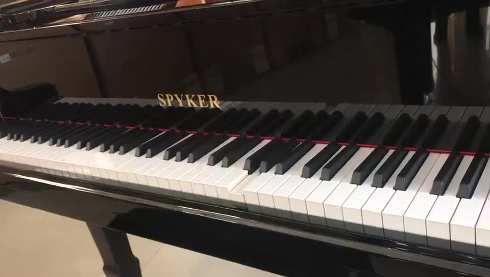 Mechanical Acoustic Grand Piano Factory 88 keys With Self player HD-W152G SPYKER