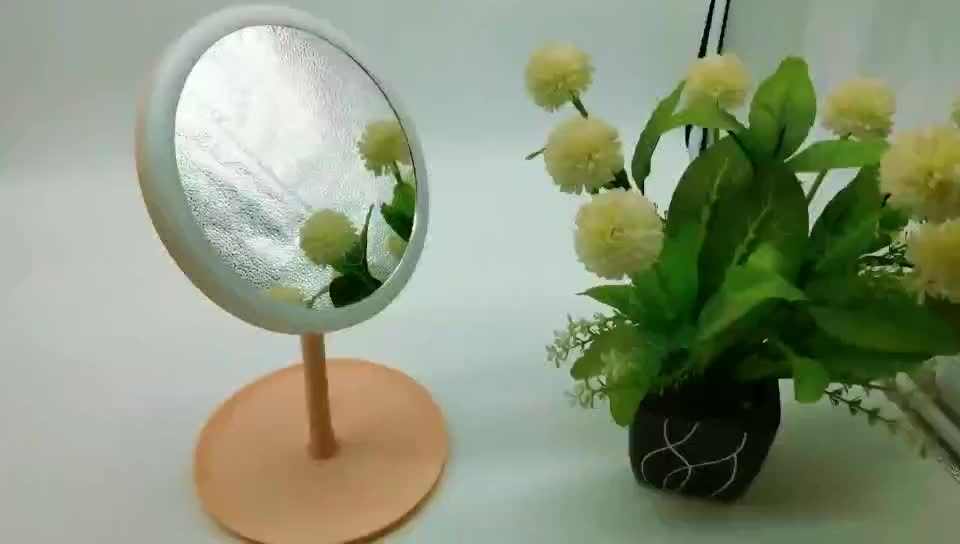 Promotional Cosmetic Flexible Led Make Up Mirror With Light