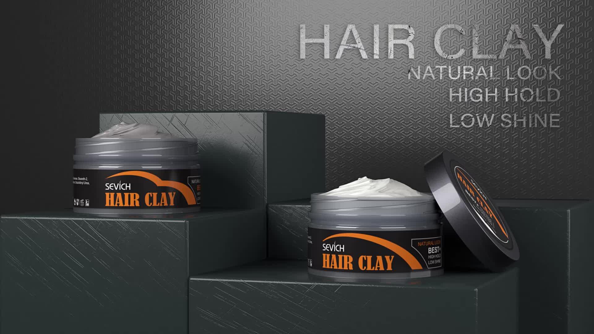 Fabrik Großhandel Haar Styling Produkt rand control Männer Haar Ton Gel