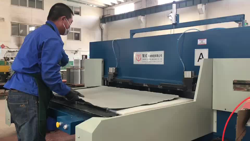 Single side automatic die cutting honeycomb panels for sale