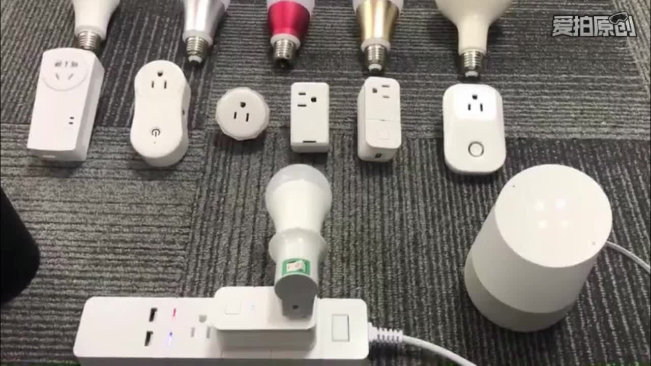 Wireless Wifi 15a 2 Usb Us Smart Socket Power Plug