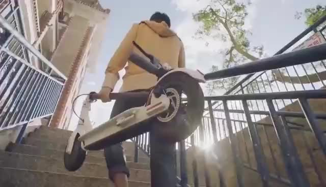 2019 factory direct 36v xiaomi mi m365 adult pedal  dual motor electric scooter