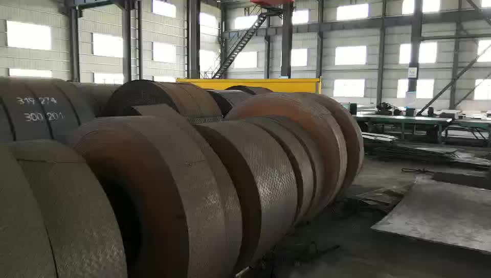 Wuxi factory carbon structural steel s235  q235 q345 steel coil  price