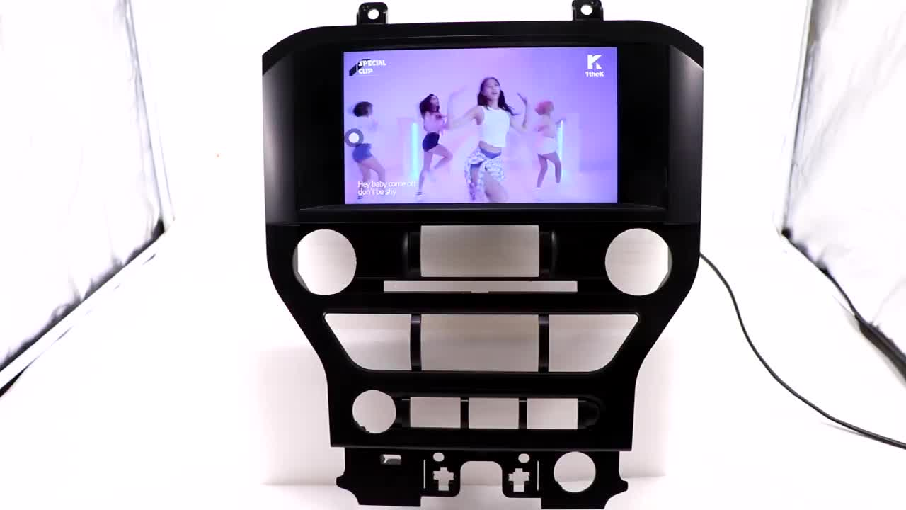 Factory Price GPS Software  Download  For Ford Mustang DVR  with Playstore DVD Video Audio Player