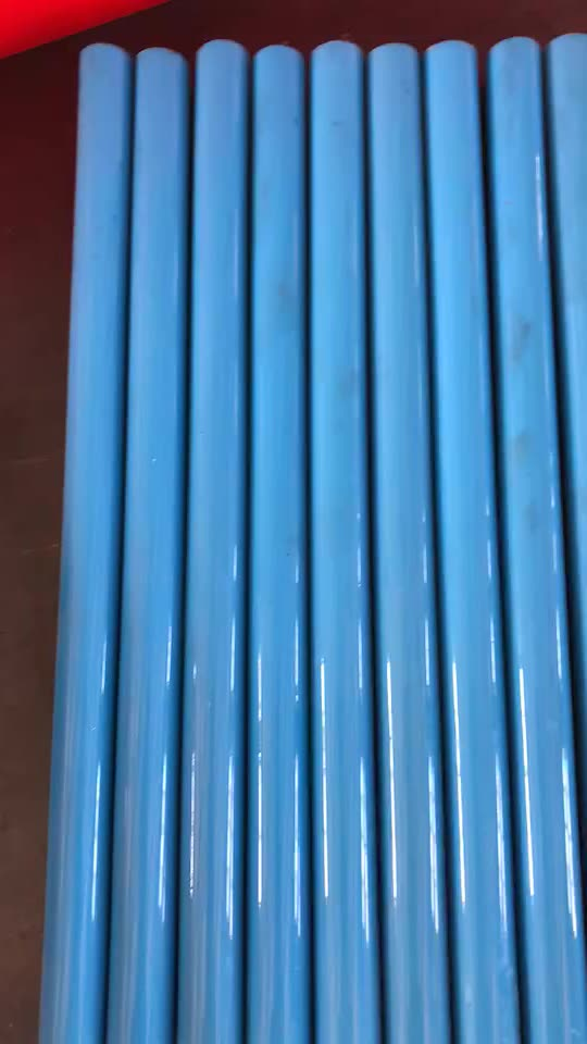 OX bar Youli rubber stick High density flexible manufacturer Polyurethane PU Rod for construction use