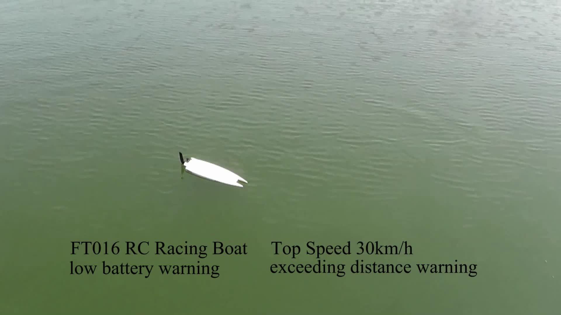 CY016 RC đua thuyền 30 km/h