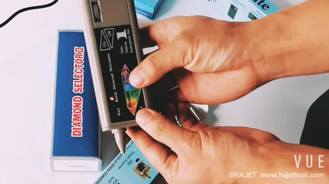 Alibaba großhandel schmuck shop werkzeuge multifunktions diamant detektor Diamant-und moissanite tester