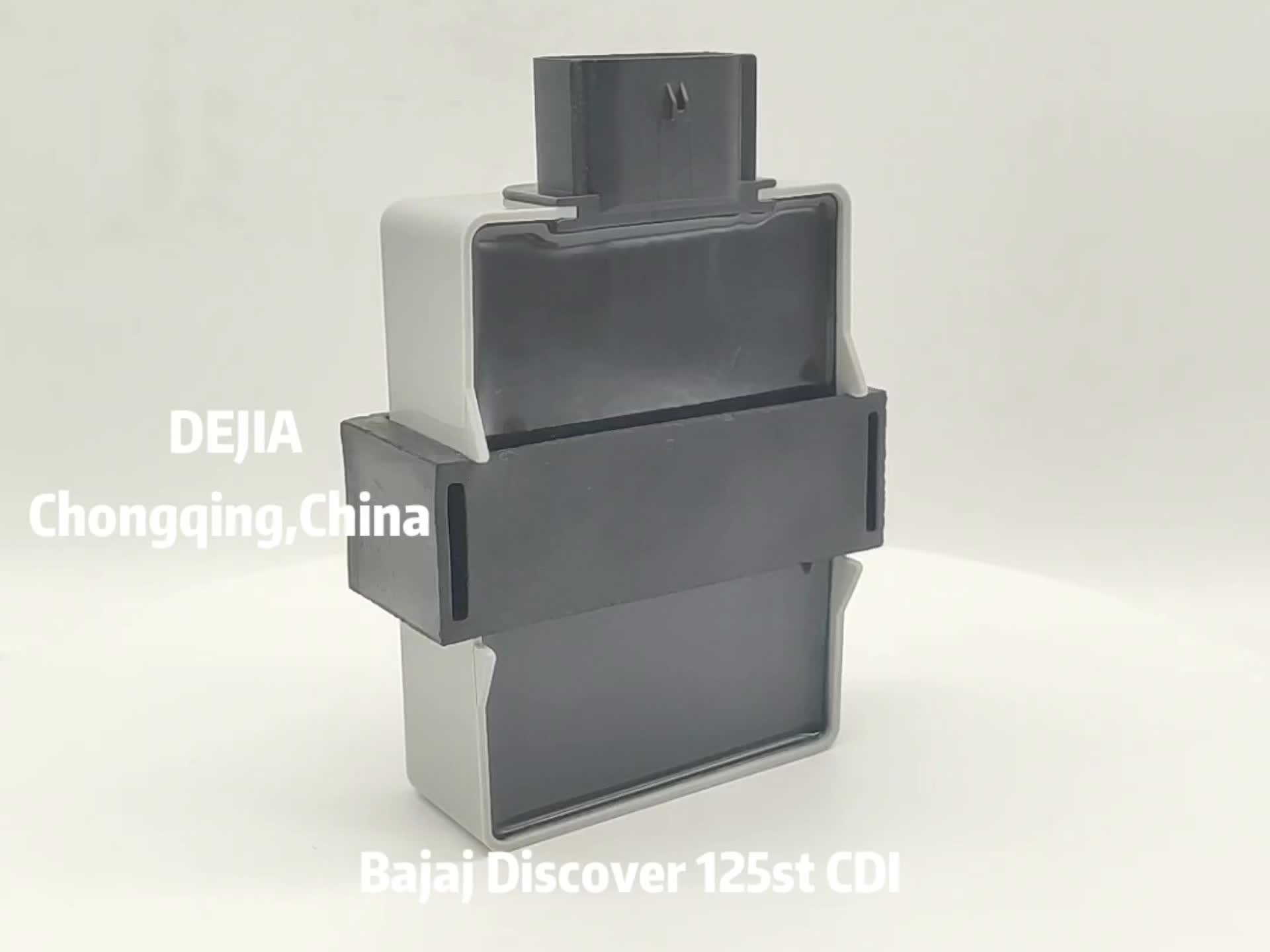 High Quality for Bajaj Discover Spare Parts For Bajaj Discover 125 st Motorcycle CDI