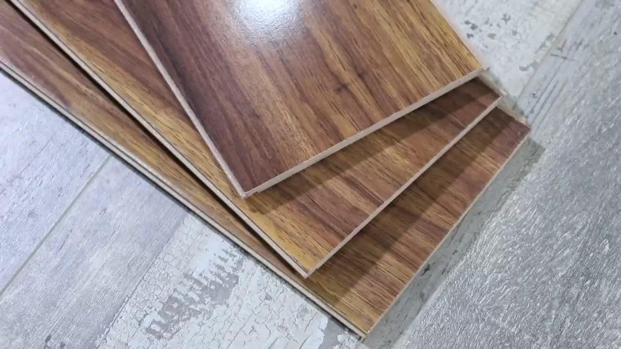Super Water Resistant Wood Grain Eir Laminate Flooring