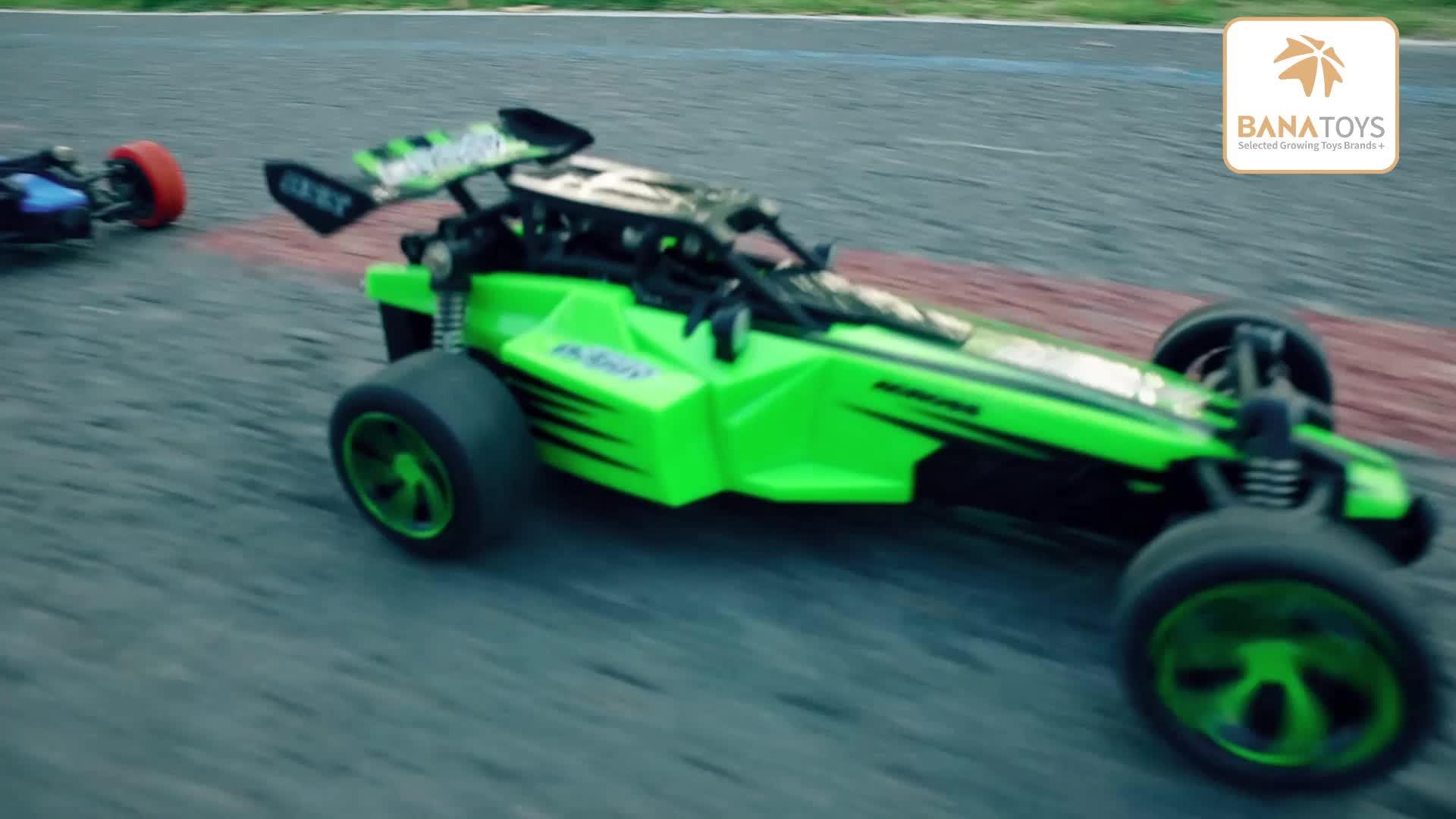 Nouveau Super haute vitesse plus rapide jouet intelligent télécommande Rc rallye 1:24 échelle 4wd dérive voiture Rc