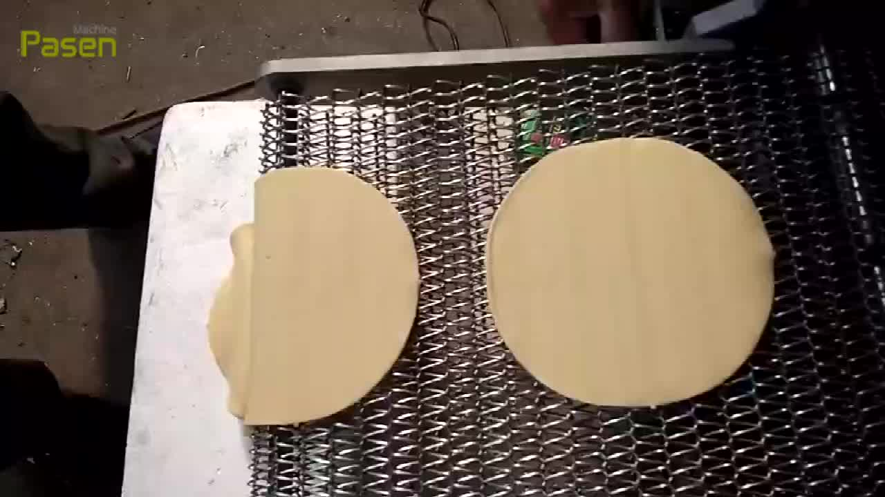 Frito pie forming machine tacos making machine corn flour tortilla making machine