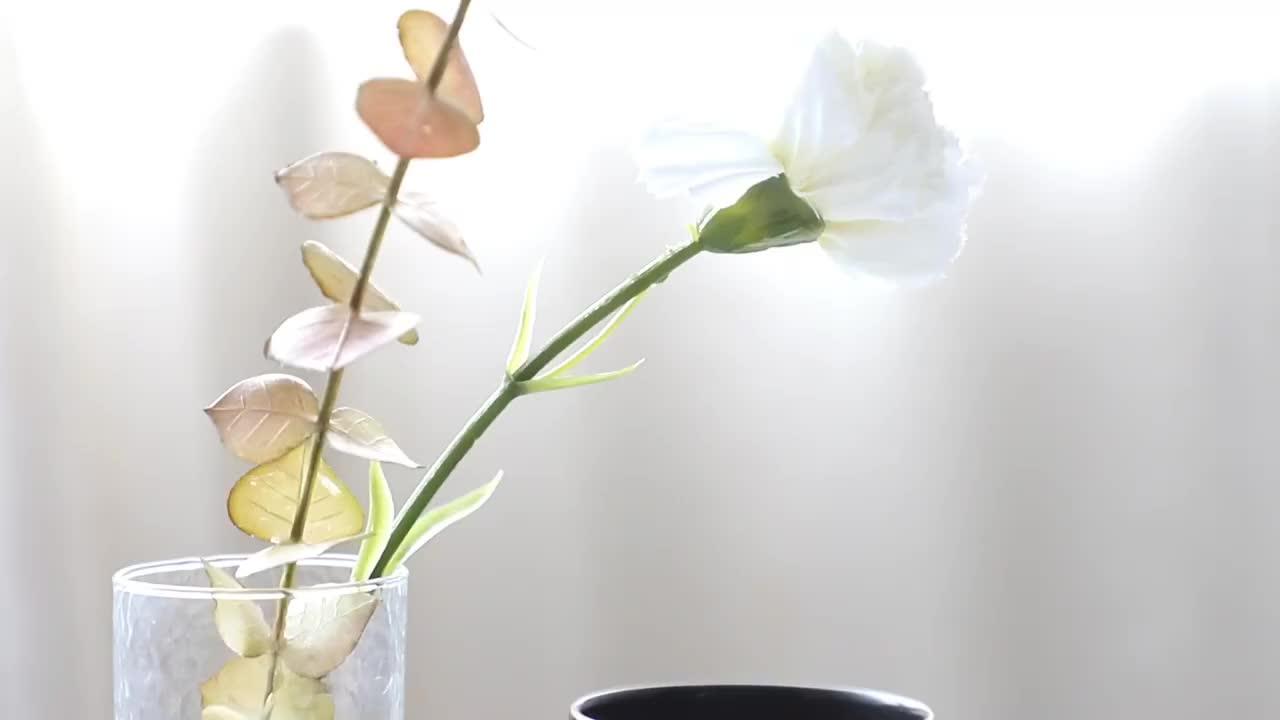 Tazas de café de cerámica de grano de mármol con mango dorado, esmerilado, venta al por mayor