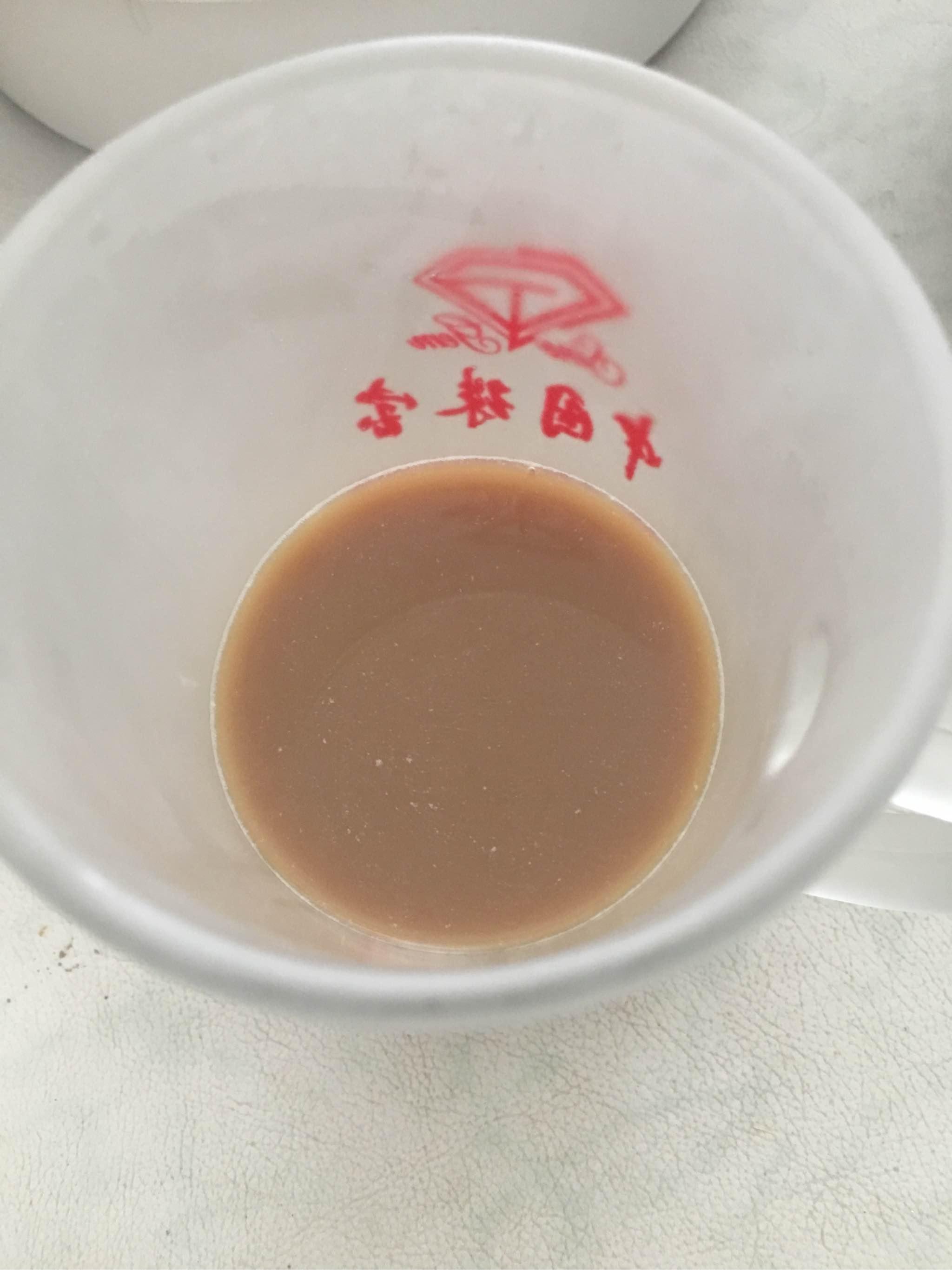 个人在喝的左旋肉碱咖啡味道、效果和使用经验分享