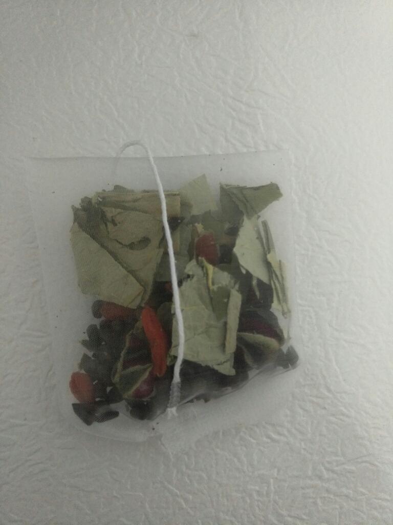 刚买的冬瓜荷叶减肥茶,真是爱上了