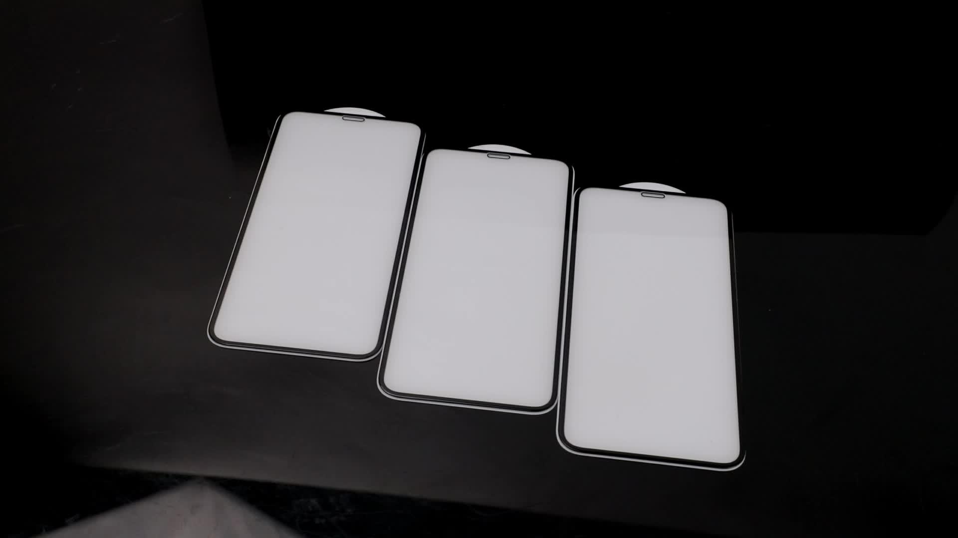 3D 5D 6D منحني 9H كامل التغطية الكاملة الغراء الزجاج المقسى واقي للشاشة الحرس ل فون 9 SE2 IP6 I6 6G 7 8 6S 4.7