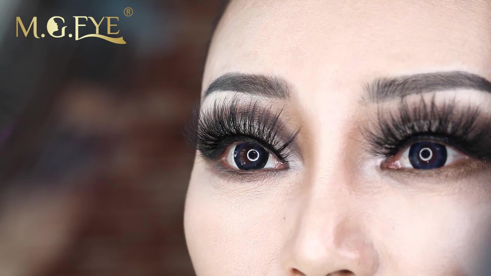 Best Custom Brand Name False Eyelashes And Charming Styles ...