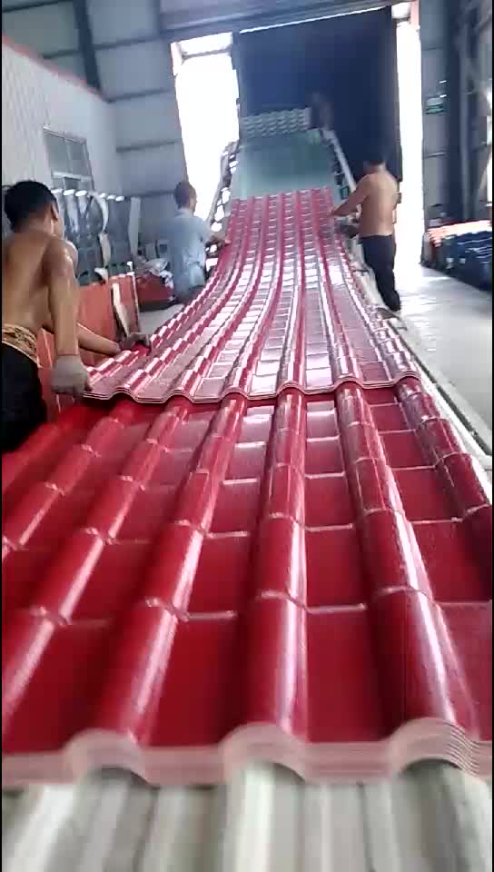 Plastic Corrugated Roofing Plate Upvc Roof Sheet Uv Ray