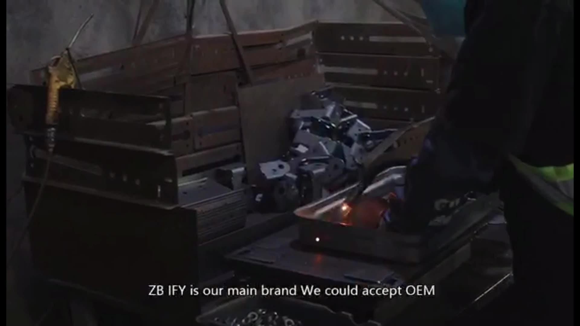 מתכת מחוספסת מנותק saw ( ZB-355A )