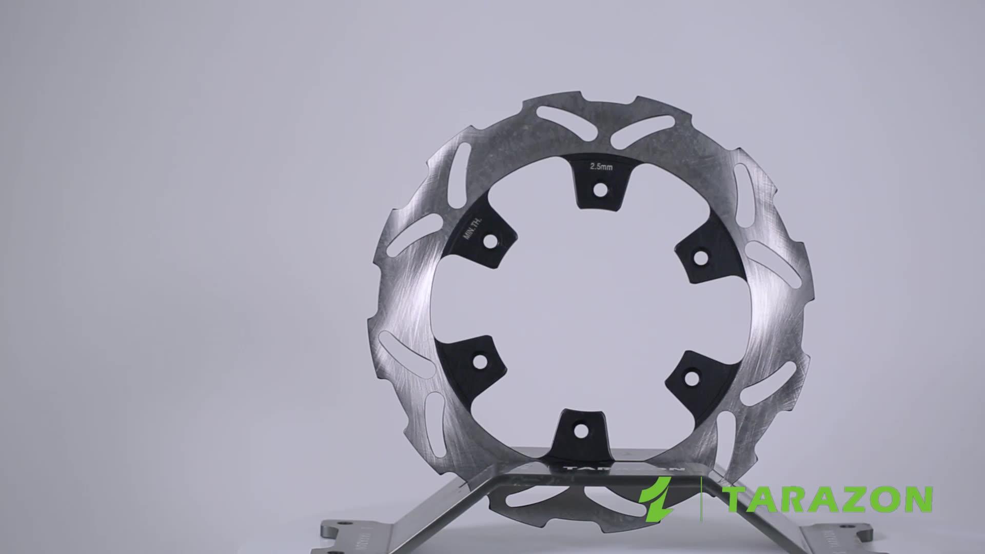 Задние части мотоцикла 220 мм, тормозной диск/дисковый ротор для Honda CR 500 R E /CR500