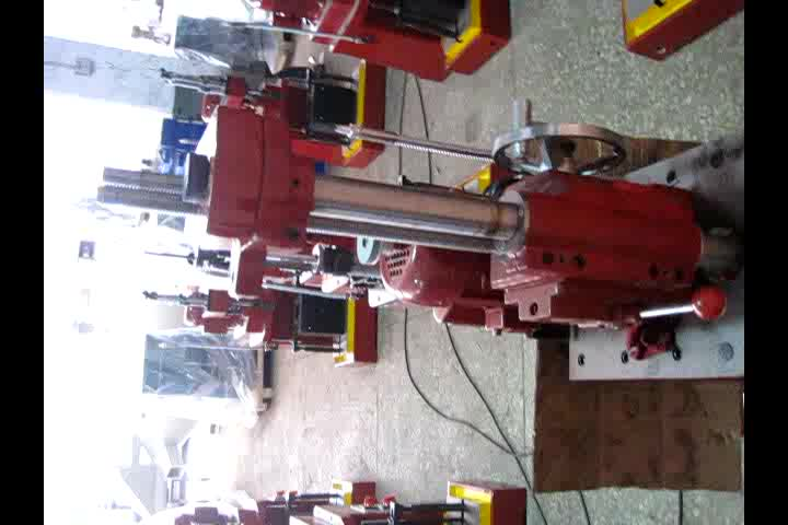 TM807A Portable Motorcycle Vertical Engine Cylinder Boring and Honing Machine