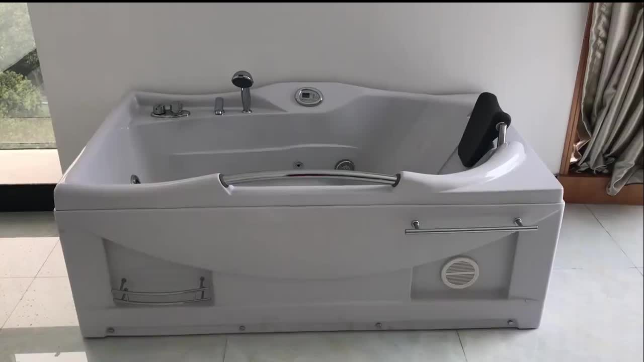 Online Shopping One Person Mini Small Corner Unusual Whirlpool Massage Bathtub for Small Spaces